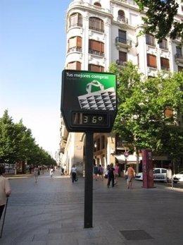 Las temperaturas llegarán a los 36º en Valencia