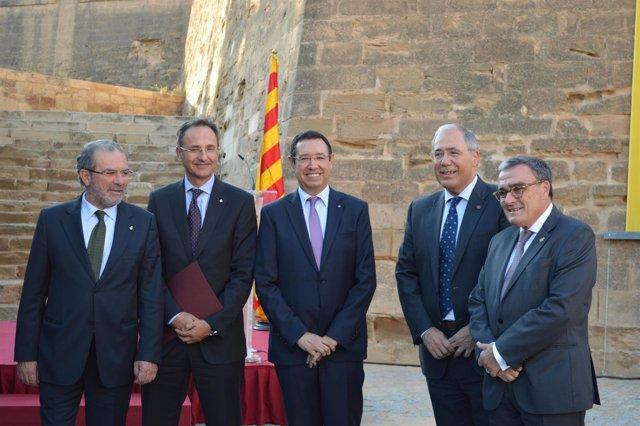 J.Reñé, A.Alins, R.Farré, R.Fernández y À.Ros