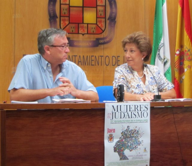 Rafael Cámara y Cristina Nestares
