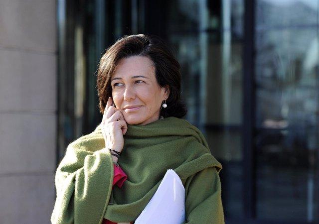 Ana Patricia Botín (Santander UK)