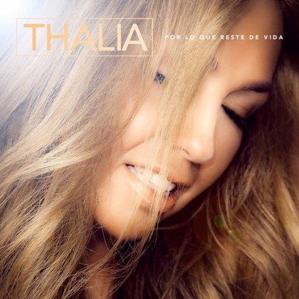 Thalia estrena el primer single de su nuevo disco