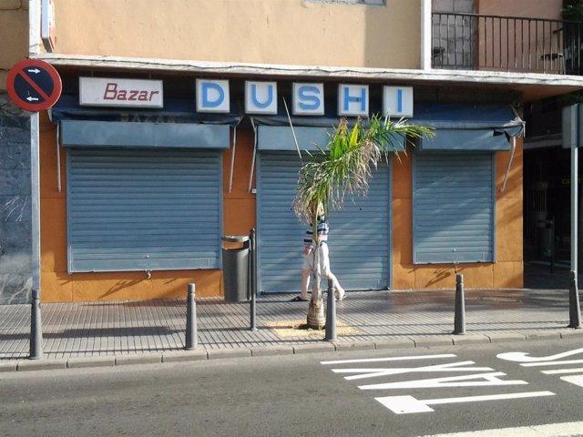 Eliminación de pintadas en Las Palmas de Gran Canaria