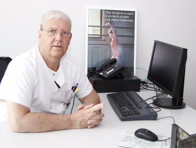 Coordinador de la Unidad de Donación de Órganos de Son Espases