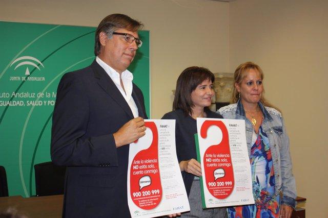 Campaña contra la violencia en más de 4.000 hoteles andaluces