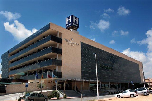 Hotel-Balneario Thalasia