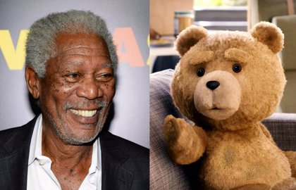 Morgan Freeman será un abogado en Ted 2