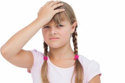 La migraña en los niños aparece a los 2 años