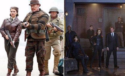 Primera imagen de Carter y foto de familia de Agents of S.H.I.E.L.D.