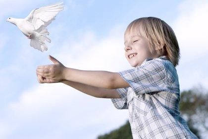 Educar en la conducta de la paz a los niños
