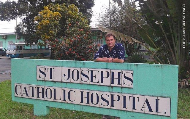 Hospital San José de Monrovia