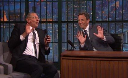 Jeff Goldblum canta el tema de Jurassic Park... ¡con letra!
