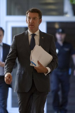 Feijóo preside el Consello del 11 de septiembre de 2014
