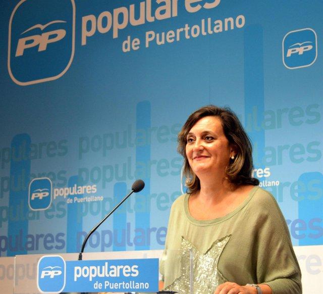 María José Ciudad, PP