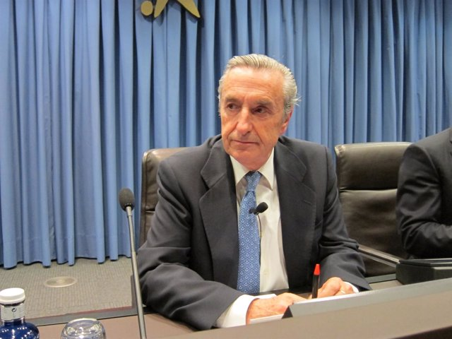 El presidente de la CNMC José María Marín Quemada