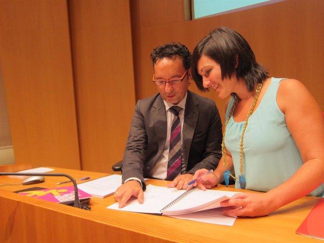 Convenio entre la ONCE y el Ayuntamiento de Bilbao