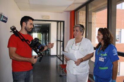 El cineasta Hugo de la Riva inicia el rodaje del vídeo conmemorativo de los 20 años del H. de Alcázar