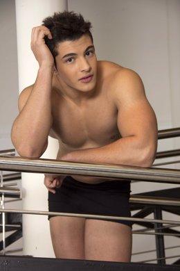 Miguel Lozano, finalista de Mister Spain