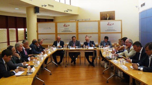 Comité Ejecutivo de la CEA