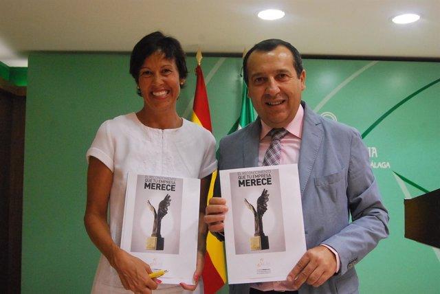 Exportaciones, Premios Internacionalización, Ruiz Espejo, marta Rueda