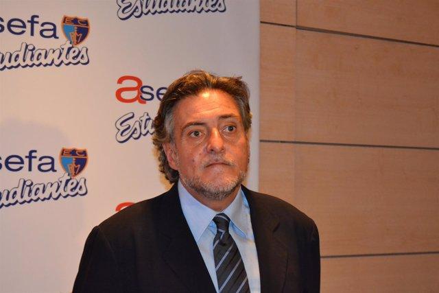 Pepu Hernández de Asefa Estudiantes