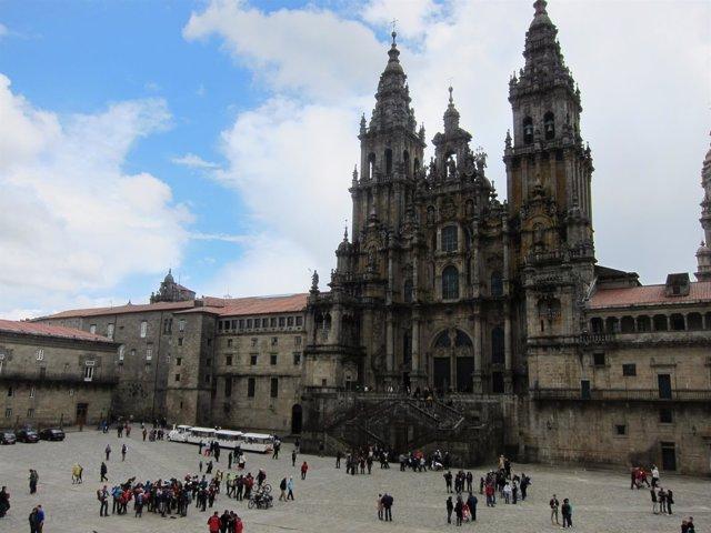 Catedral De Santiago, Praza Do Obradoiro