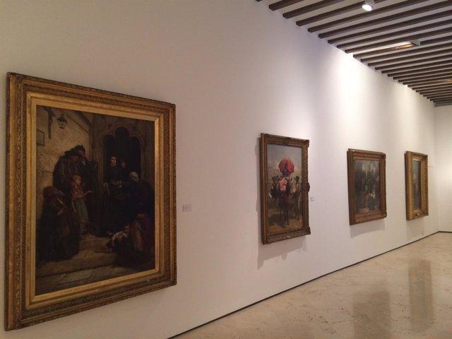 Exposición artistas británicos
