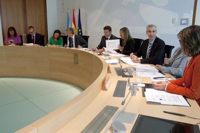 Consello de la Xunta 11 de septiembre de 2014