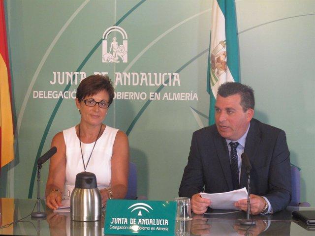 Presentación de los Premios ALAS en Almería