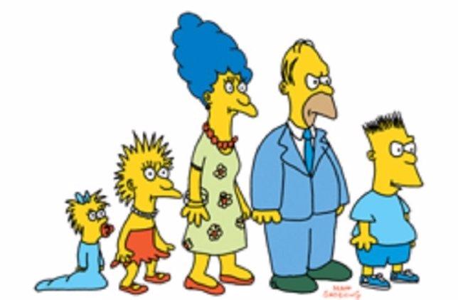 Los Simpsons de 1987