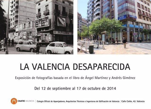 Exposición valencia desaparecida