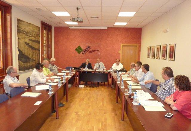 CEOS-CEPYME Huesca convoca elecciones a la Presidencia de la Confederación.