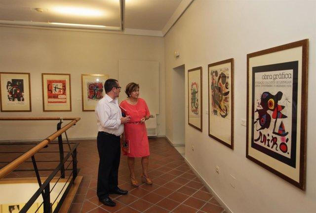Presentación Exposición Miró