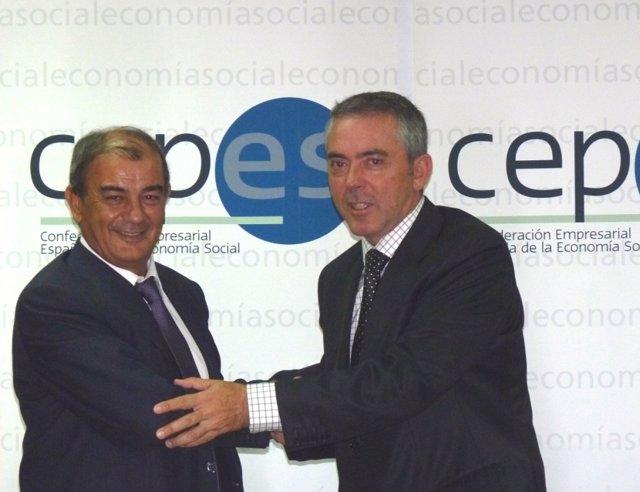 Acuerdo Laboral Kutxa y CEPES