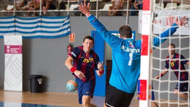 El Barça, lanzado a por una nueva Super Globe