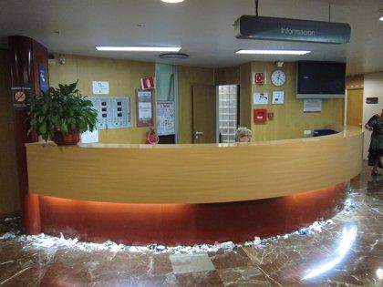 El menor ingresado en el Virgen de la Arrixaca en Murcia por posible caso de ébola evoluciona favorablemente