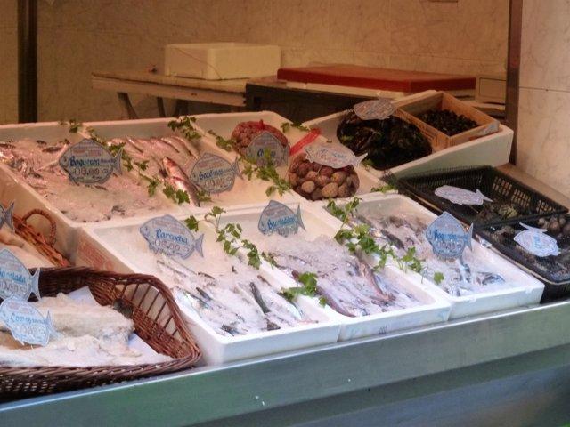 Pescado, pescadería, ipc,  precios