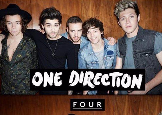 One Direction ya tienen preparado su nuevo disco para sus fans, FOUR