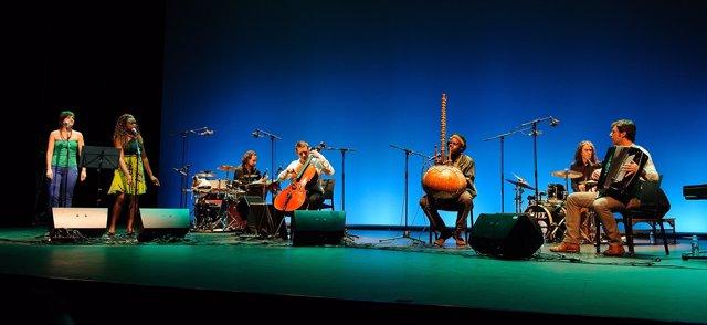 El jazz fusión de Diouke en Sala Russafa