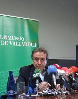José Antonio de Santiago-Juárez, consejero de la Presidencia de CyL.