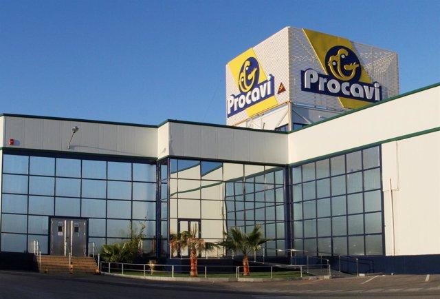 Instalación de Procavi