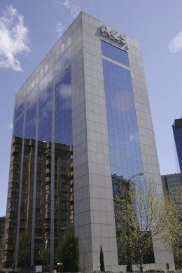 Sede de ACS en Madrid