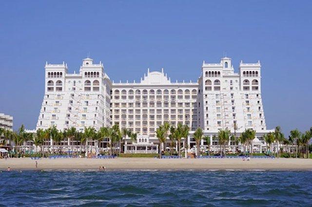 Hotel Riu Palace Pacífico en México
