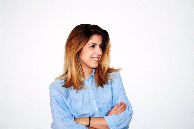 La diseñadora murciana Leonor Pando