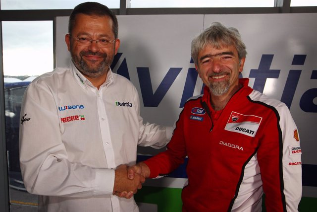 GP San Marino Avintia Racing Ducati