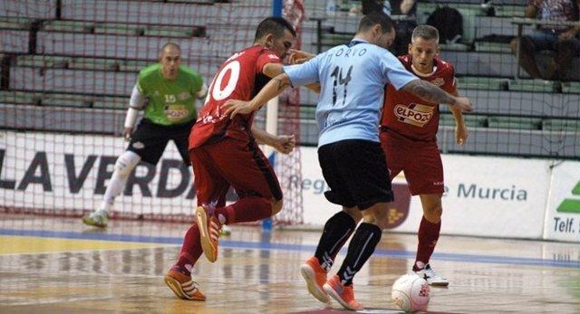ElPozo Murcia vence al Uruguay Tenerife en la primera jornada