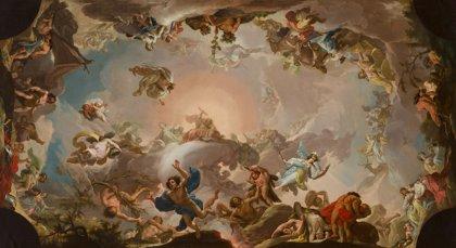 La obra 'La caída de los gigantes', de Francisco Bayeu, protagonista de una conferencia
