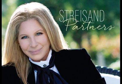 Barbra Streisand canta con Elvis Presley en su nuevo disco de duetos