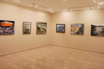 El 'Grup d'Art de Mequinensa' expone en la Sala 'Miguel Ibarz'