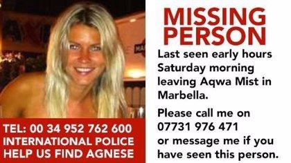 Investigan la desaparición de una joven letona en Marbella