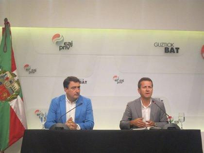 """PNV dice que el Gobierno central solo interviene en """"temas vascos"""" para """"recortar competencias"""""""